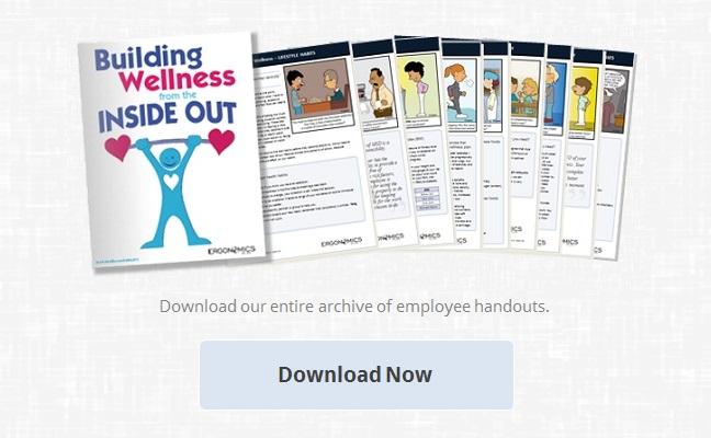 Free Wellness Handout — Avoiding Portion Distortion | ErgoPlus