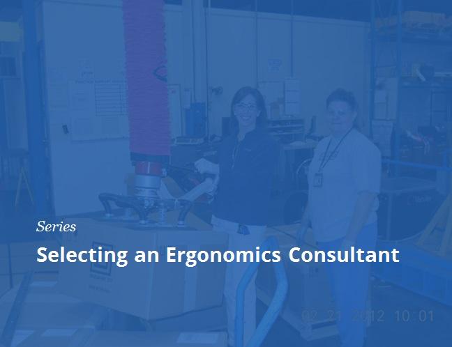 Understanding the Different Types of Ergonomics Consultants